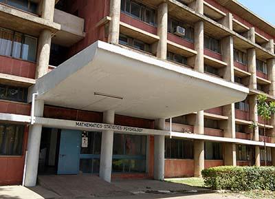 Department of Mathematics, Panjab University