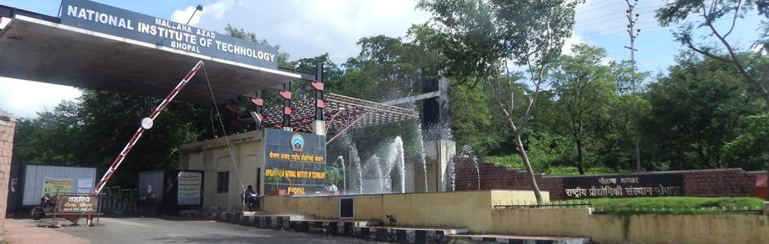 NIT (Maulana Azad National Institute of Technology), Bhopal Image