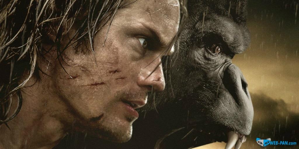 Новый фильм от Диснея - Тарзан.Легенда, обзор на него!