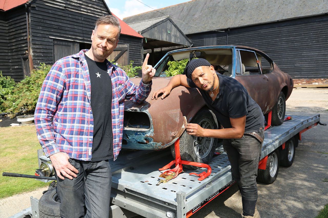 Take to the Road Tim Shaw Interview Car SOS