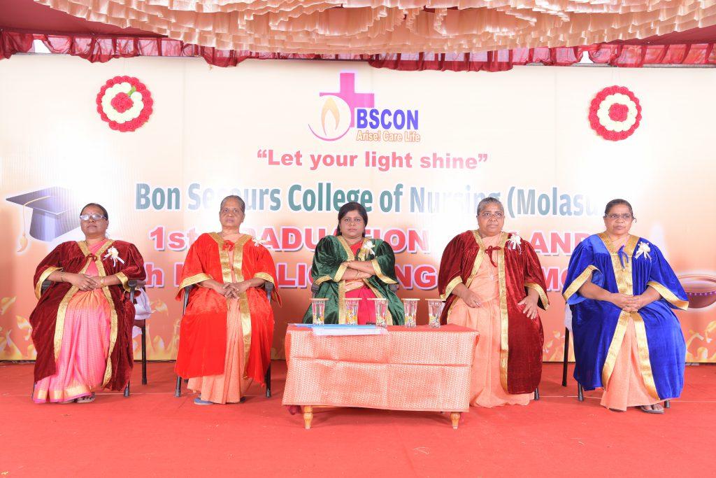 Bon Secours College of Nursing, Kanchipuram