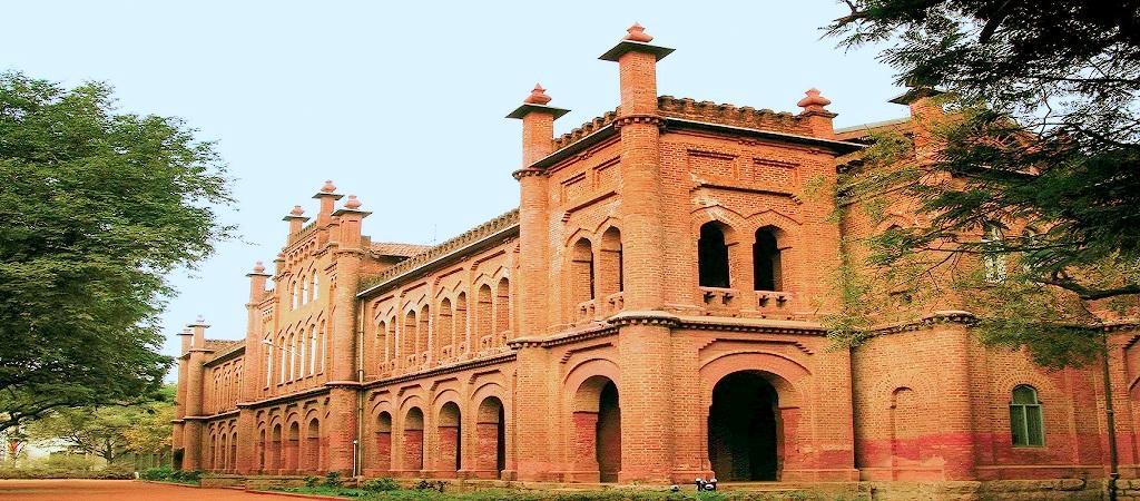 The American College, Madurai Image