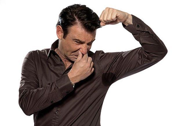 underarm smell