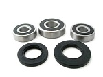 Rear Wheel Bearings and Seals Kit Honda CBR1000F Hurricane 1990-1996