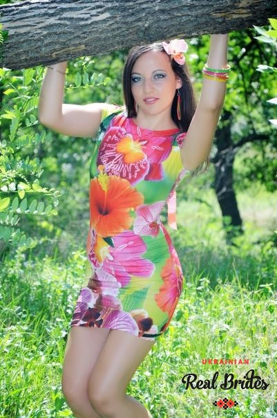 Photo gallery №5 Ukrainian bride Anastasia