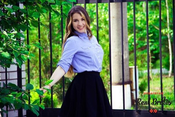 Photo gallery №4 Ukrainian girl Alina