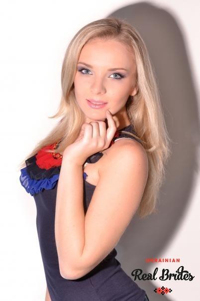 Photo gallery №8 Ukrainian bride Valeriya
