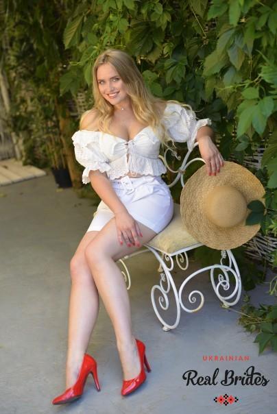 Photo gallery №9 Ukrainian bride Kristina