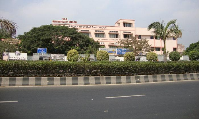 The Voluntary Health Services and Medical Centre Image