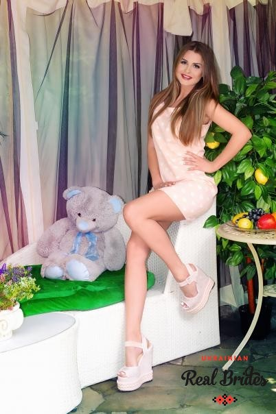 Photo gallery №2 Ukrainian bride Antonina