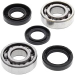 Main Crank Shaft Bearings and Seals Kit Yamaha YZ80 1974 1975 1976 1977 1980 1981 1982 1983 1984 1985 1986 1987 1988 1989 1990 1991 1992