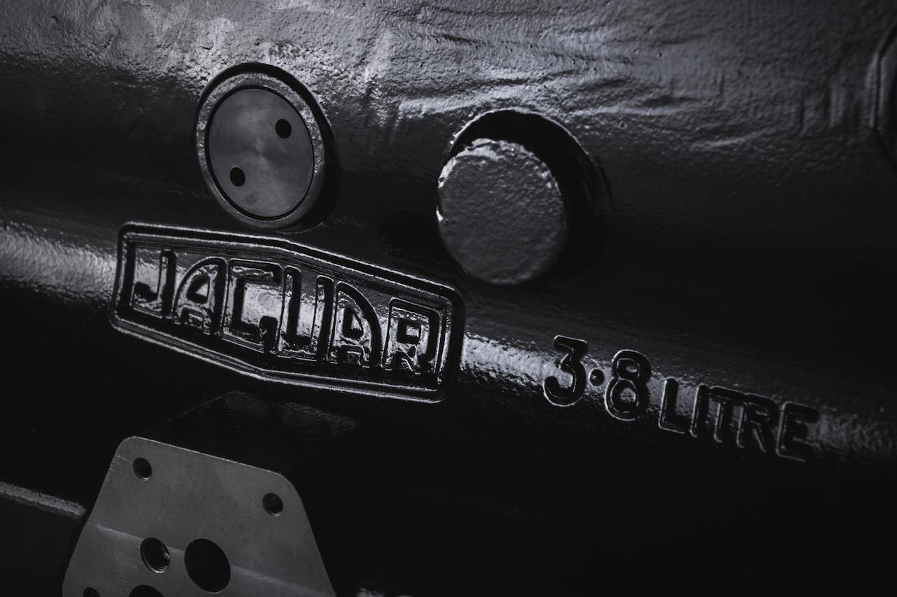Jaguar Classic reintroduces legendary 3.8-litre XK engine