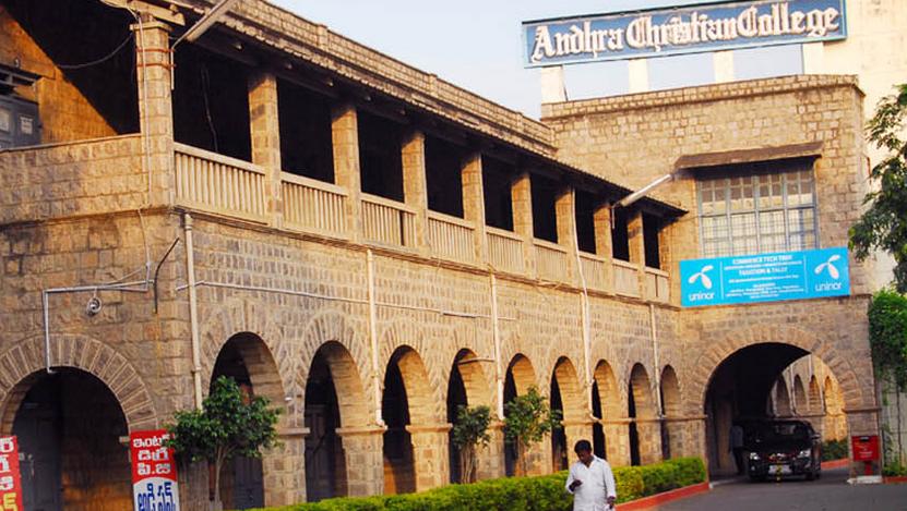 Andhra Christian College, Guntur