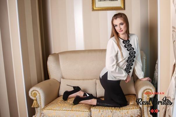 Photo gallery №2 Ukrainian bride Anastasiya