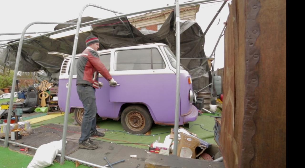 eBay Classic Car Restoration Challenge returns