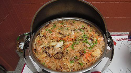 櫻花蝦醬炒米粉