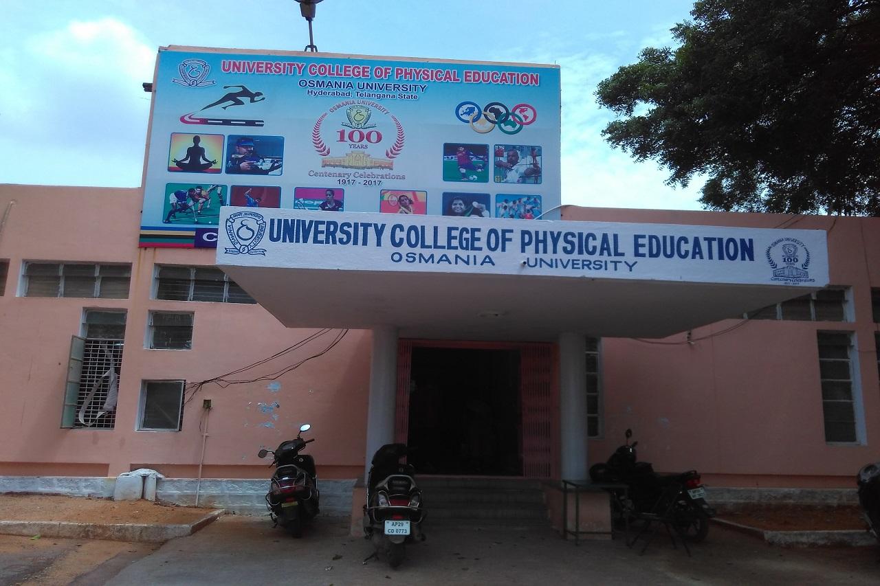 College of Physical Education, Osmania University, Hyderabad