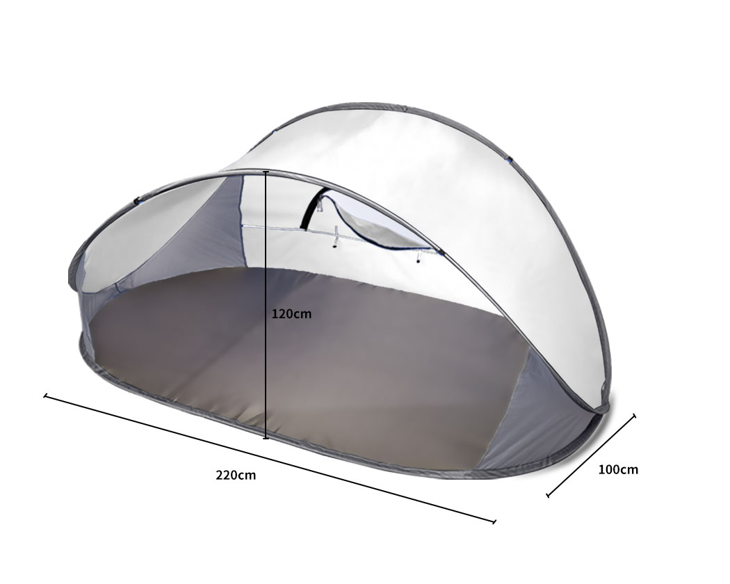 Mountvie-Pop-Up-Tent-Camping-Beach-Tents-4-Person-Portable-Hiking-Shade-Shelter thumbnail 34