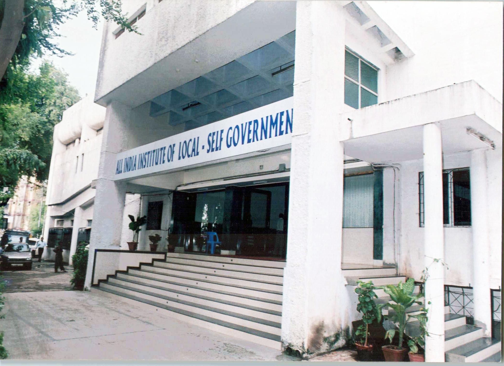 All India Institute of Local Self Government, Mumbai