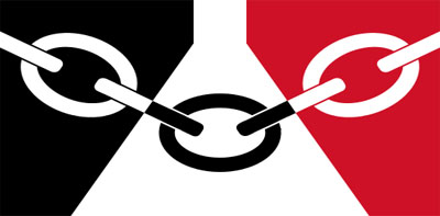 Bandera de Black Country