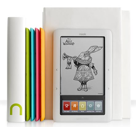 cover-image Barnes and Noble Nook