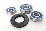 Rear Wheel Bearings and Seal Kit Suzuki LS650P Savage 1986-1988 and 1995-2004