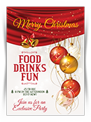 Christmas Party Invitation - 4