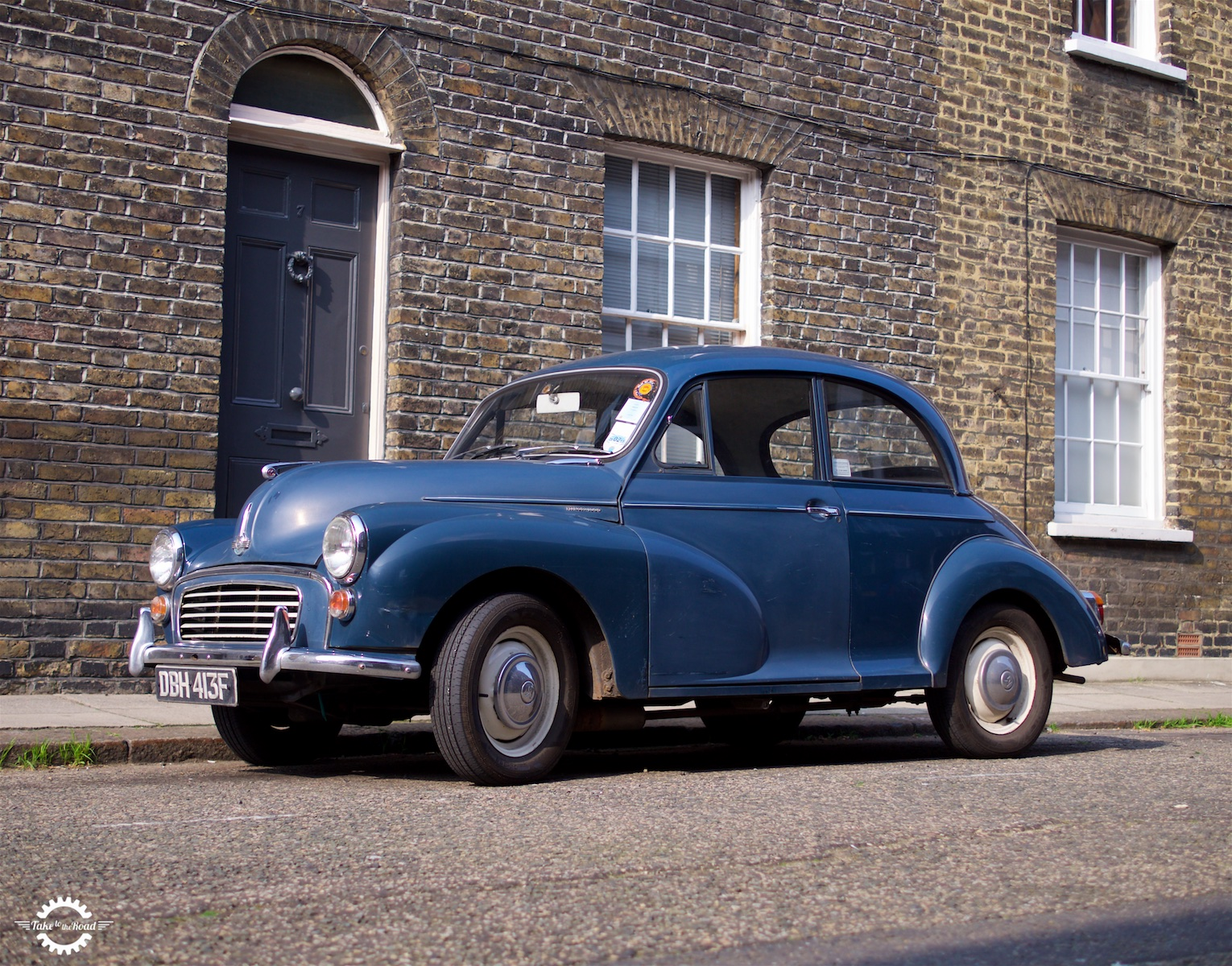 Take to the Road Feature Have you got what it takes to restore a classic car?