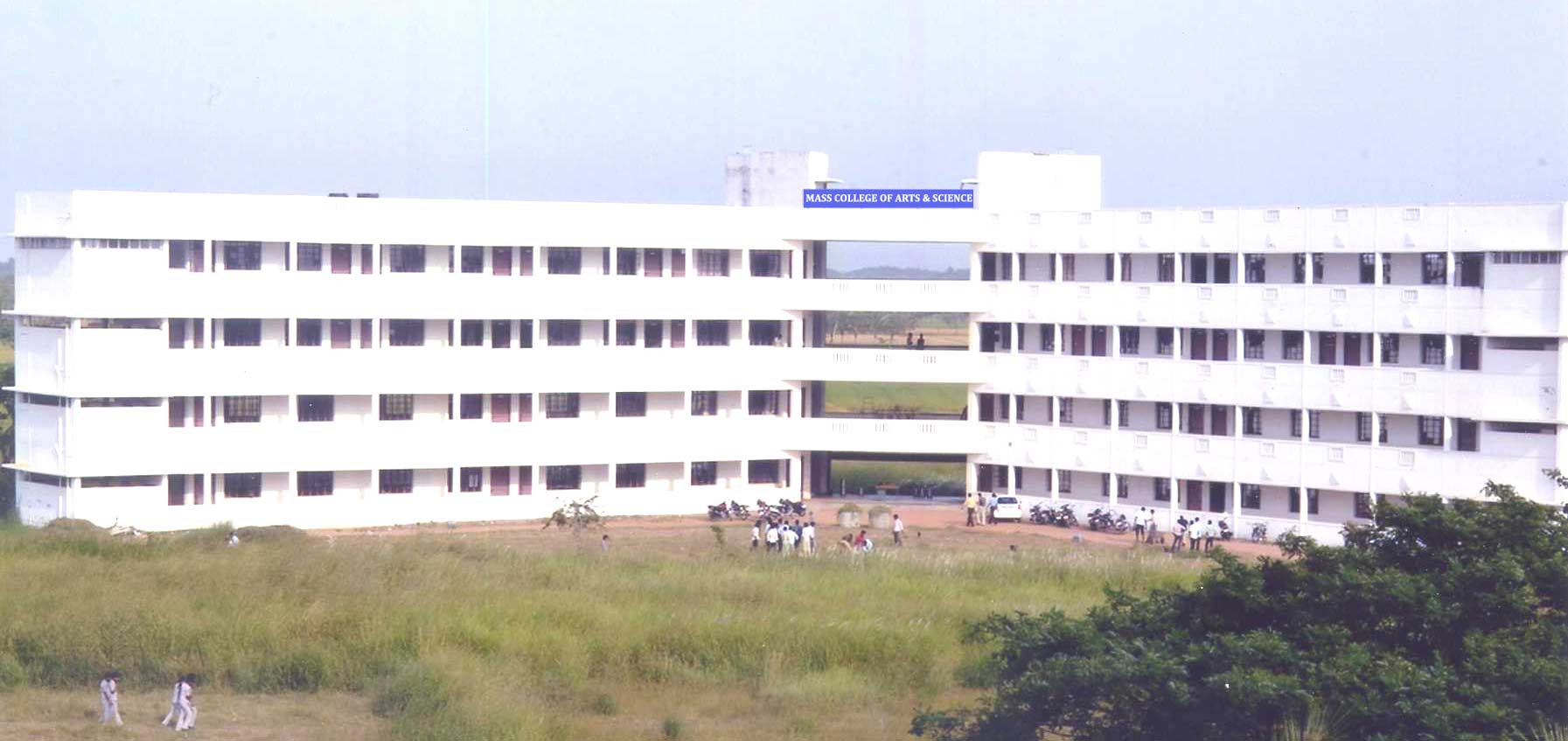 Mass College of Arts and Science