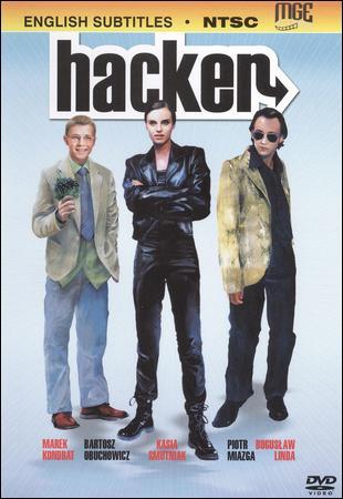 haker film - okładka z 2002 roku