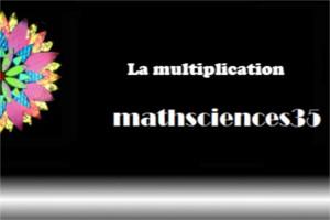 Jeu : La multiplication
