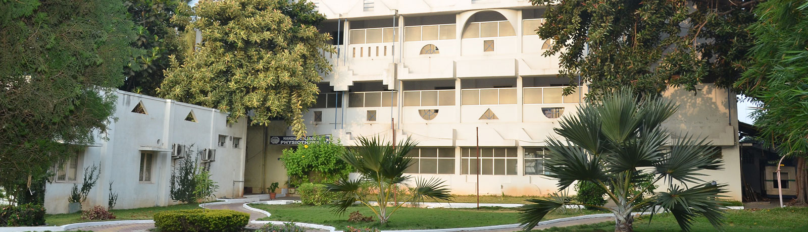 Nandha College of Allied Health Sciences, Erode