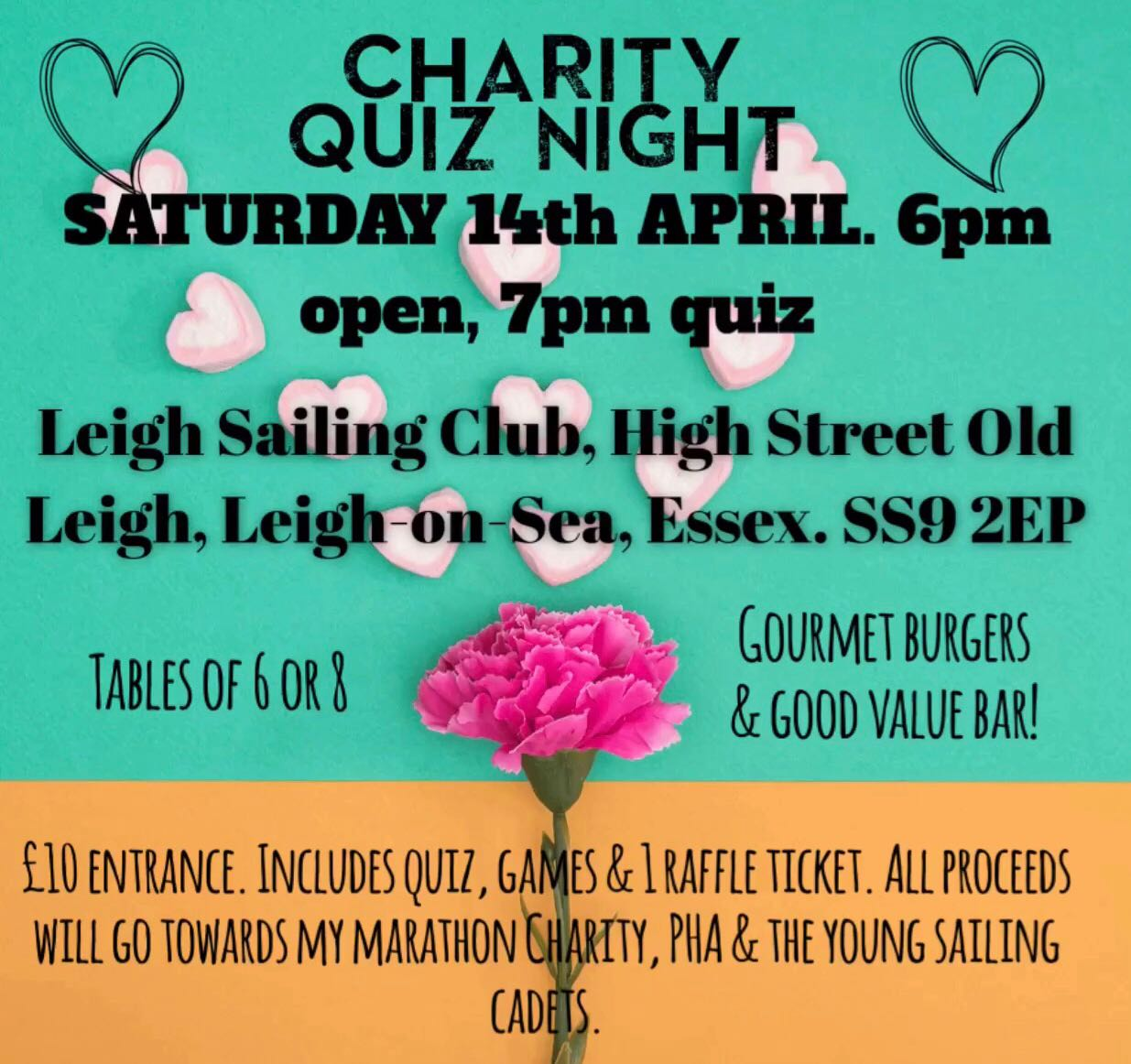Charity Quiz Night 2018