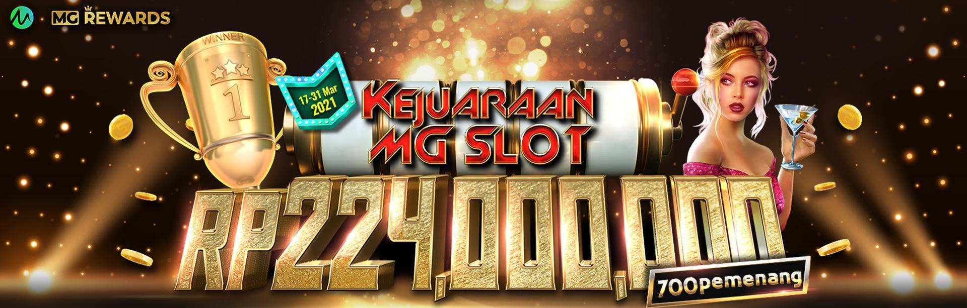 Event Slot MicroGaming Championship