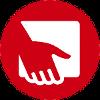 Passt problemlos in die Hand - optimal für unterwegs: das TERRA Pad 1061 Pro