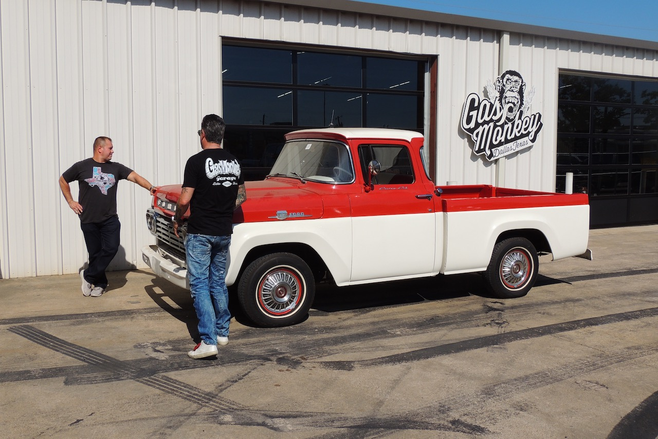 Take to the Road Exclusive Interview with Richard Rawlings of Fast and Loud and Gas Monkey Garage