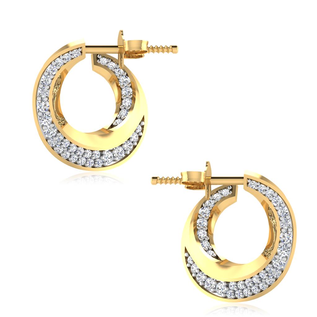The Aasta Diamond Hoops