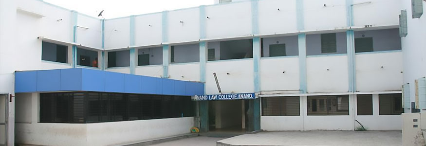 Anand College Of Legal Studies Srksm Campus