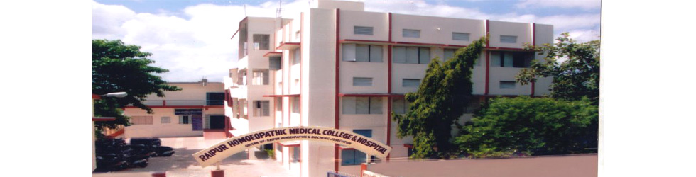 Raipur Homoeopathic Medical College and Hospital Image