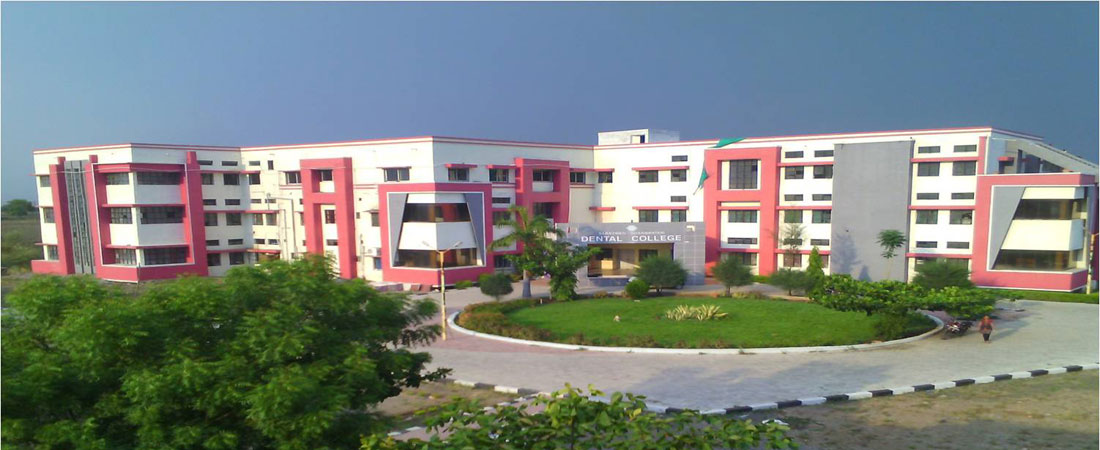 Saraswati Danwantri Dental College and Hospital, Parbhani Image