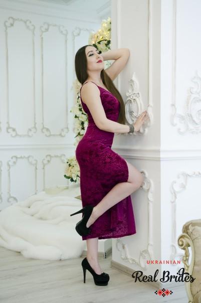 Photo gallery №1 Ukrainian lady Daria