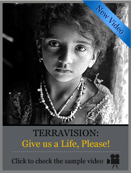 TERRAVISION: Give us a Life, Please!