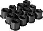 (12) A-Arm Bushings Kit Yamaha Raptor YFM660R 2001-2005