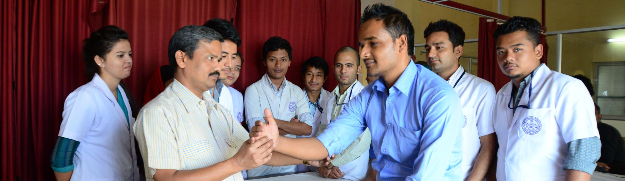 Dr. M.V. Shetty College of Physiotherapy Image