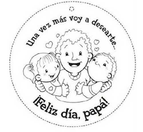 Medalla Día del Padre