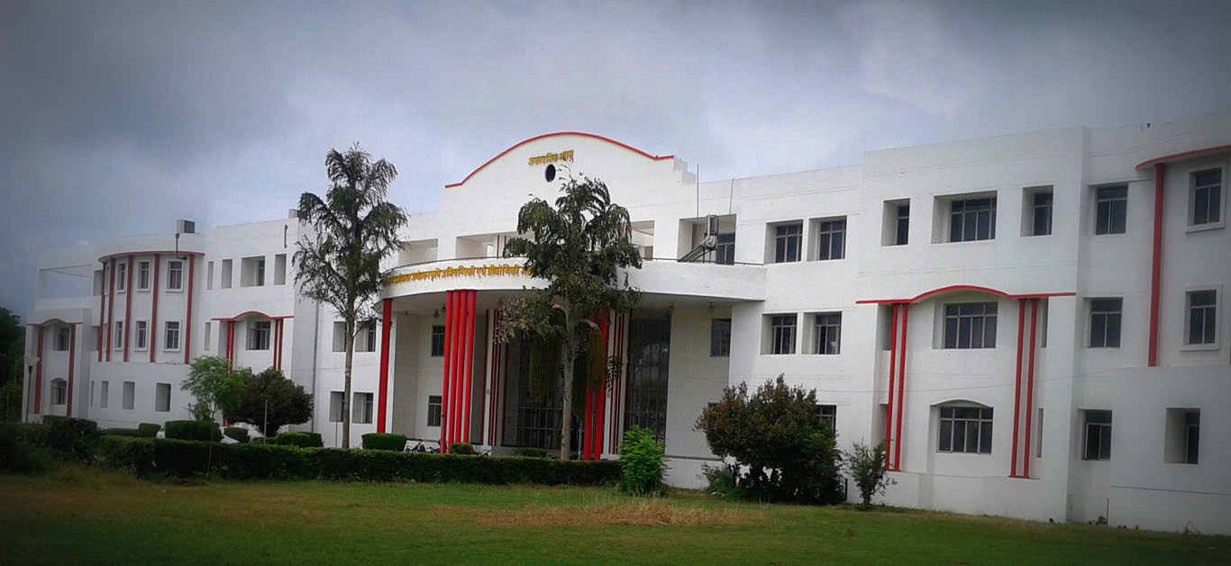 Baba Saheb Dr. Bhim Rao Ambedkar College of Agricultural Engineering & Technology