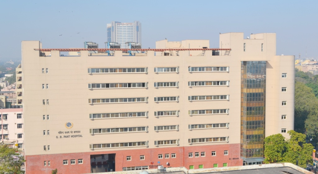 G.B. Pant Institute of Postgraduate Medical Education and Research Image