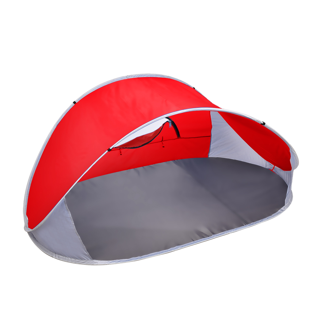 Mountvie-Pop-Up-Tent-Camping-Beach-Tents-4-Person-Portable-Hiking-Shade-Shelter thumbnail 48