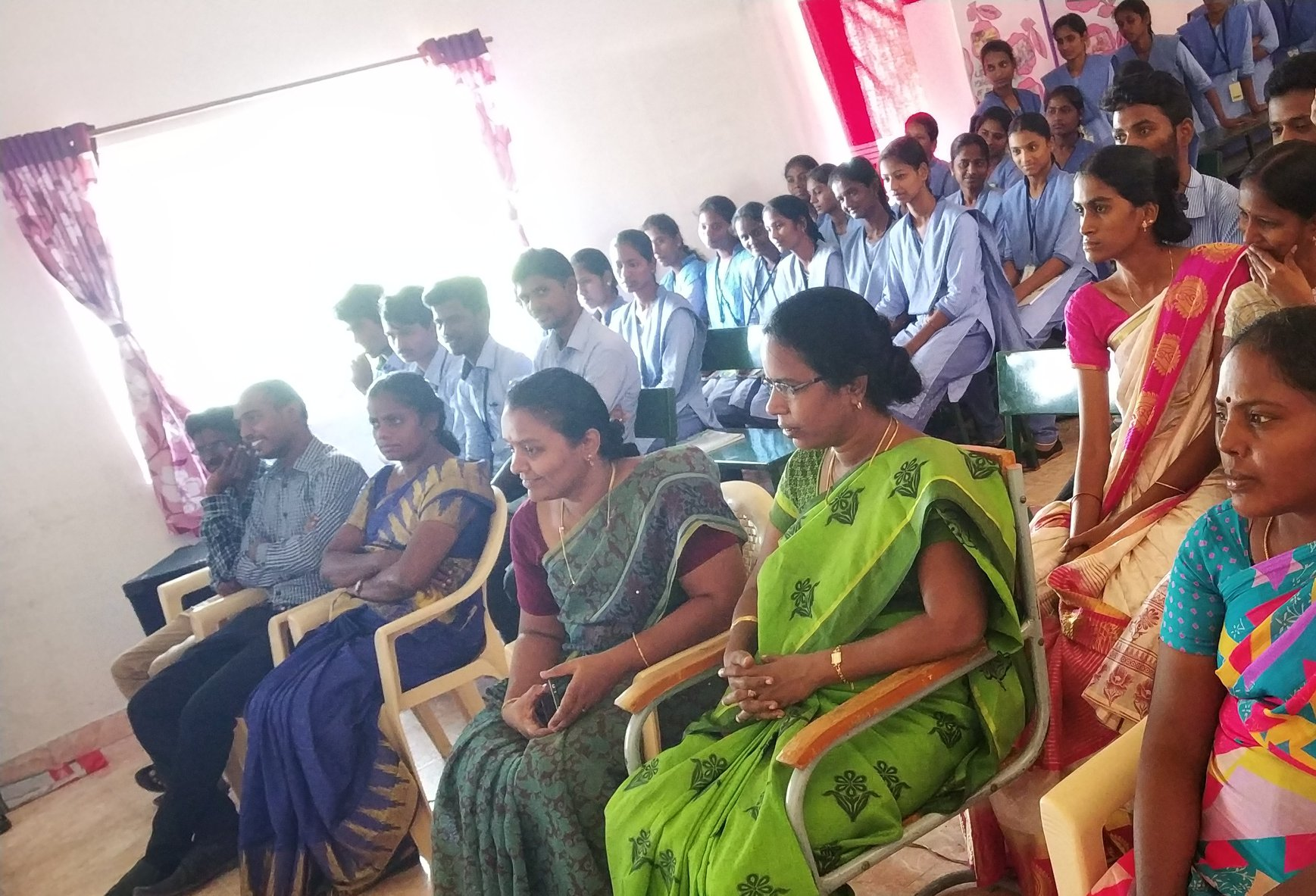 Sresakthimayeil Institute of Nursing and Research, Natarajapuram Image