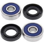 Rear Wheel Bearings and Seals Kit Yamaha YZ80 1978 1979 1980 1981